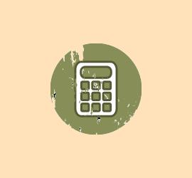calculator фон